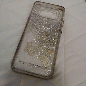 Glitterfall Phone Case